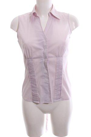 Comma Blouse topje roze zakelijke stijl