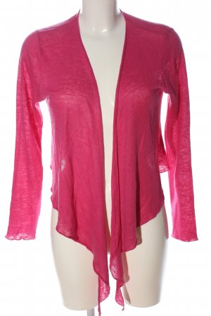 Comma Cardigan pink casual look