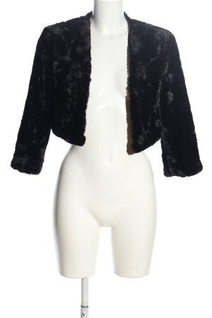 Comma Bolero zwart elegant