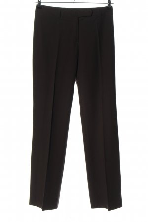 Comma Pleated Trousers brown business style