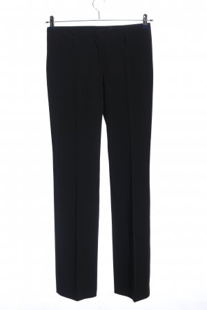Comma Pleated Trousers black business style