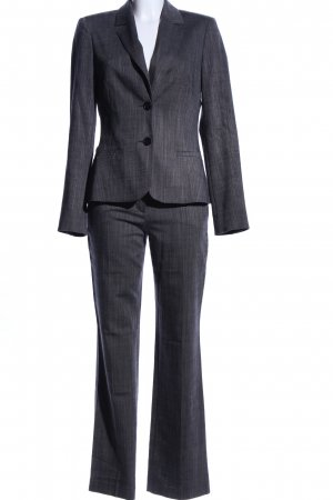 Comma Costume business gris clair moucheté style d'affaires