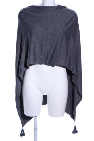 Comma Mantella grigio chiaro puntinato stile casual