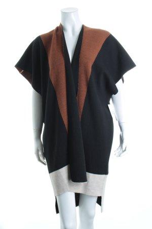 Comma Cardigan Streifenmuster Street-Fashion-Look