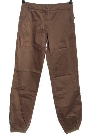 Comma Cargohose bronzefarben Casual-Look