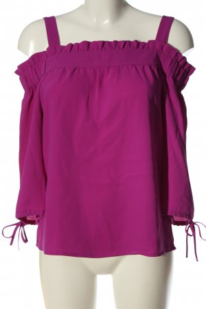 Comma Carmen Blouse pink casual look