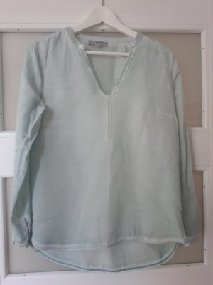 Comma Tunic turquoise-sage green