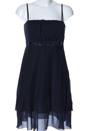 Comma Cocktailkleid schwarz Elegant