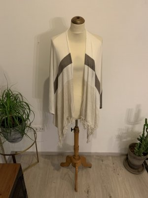 Comma colourblock Poncho