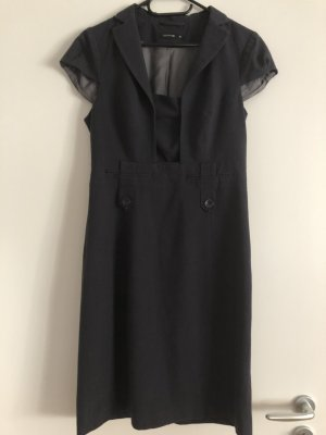 Comma Damen Kleid Business Etuikleid
