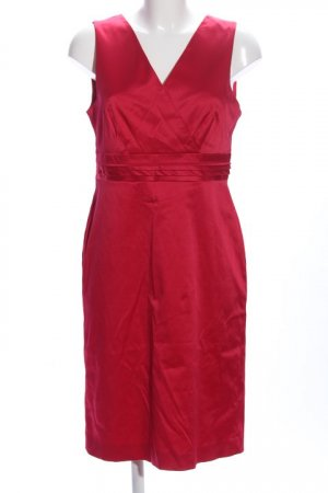 Comma Empire Dress red business style