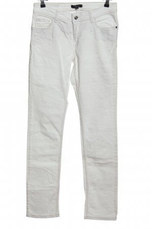 Comma Five-Pocket Trousers white casual look