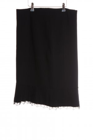 Comma Flared Skirt black business style
