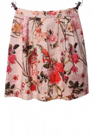 Comma Flared Skirt allover print casual look