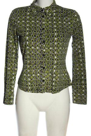 Comma Blusa-camisa estampado repetido sobre toda la superficie
