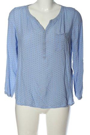 Comma Koszulowa bluzka Na całej powierzchni W stylu casual