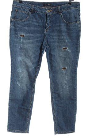 Comma High Waist Jeans blue casual look