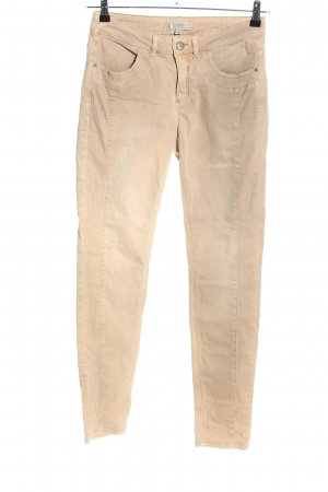 Comma High Waist Jeans creme Casual-Look