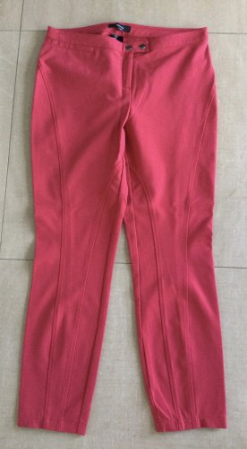 Comma Jersey Pants red