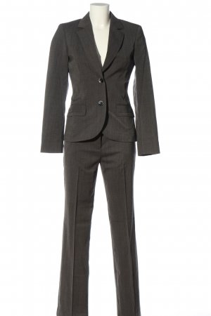 Comma Trouser Suit light grey business style