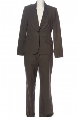 Comma Hosenanzug braun Business-Look