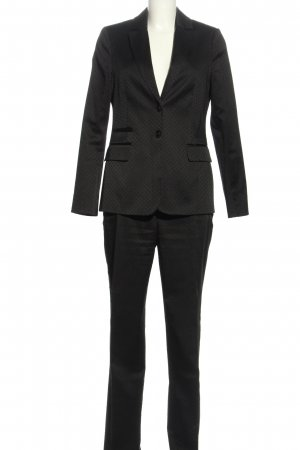 Comma Traje de pantalón negro estilo «business»