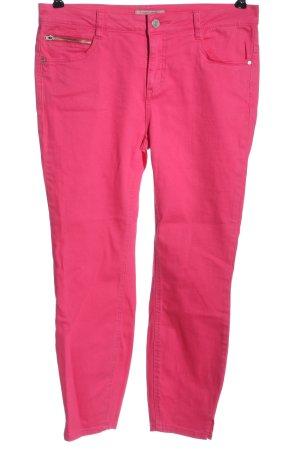 Comma Vaquero hipster rosa look casual