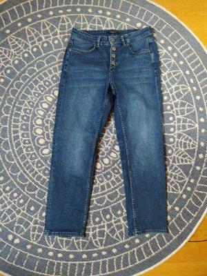 Comma Boyfriend Jeans blue