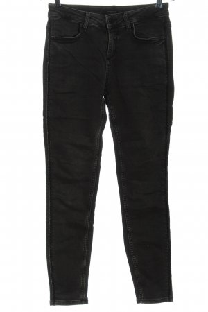 Comma Jeggings black casual look