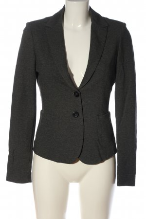Comma Jersey Blazer light grey flecked casual look
