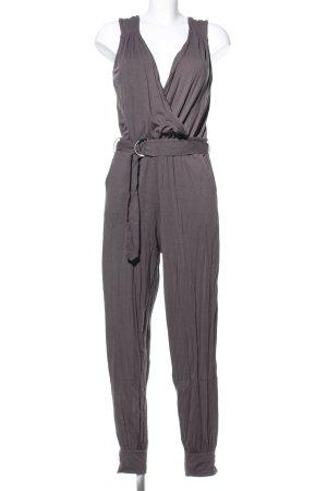 Comma Jumpsuit light grey casual look