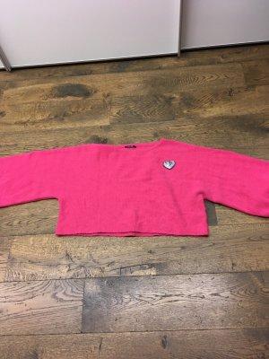 Comma Kimono Sweater pink