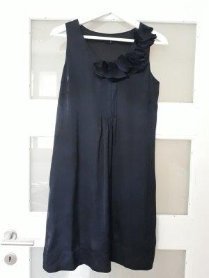 Comma Cocktail Dress dark blue