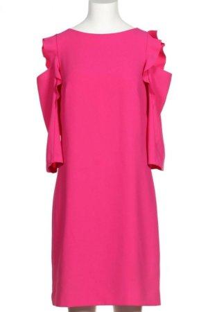 Comma Vestido cut out rosa-magenta