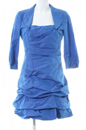 Comma Kostüm blau Elegant