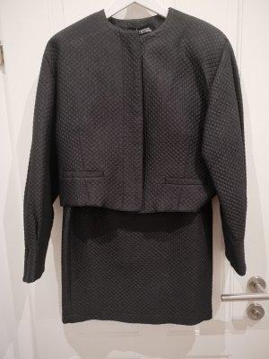 Comma Kostüm schwarz