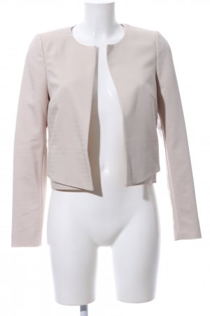 Comma Kurz-Blazer creme Business-Look