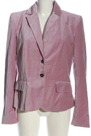 Comma Kurz-Blazer pink Casual-Look