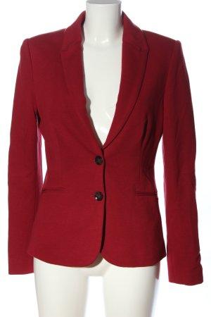Comma Kurz-Blazer rot Business-Look