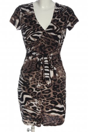 Comma Shortsleeve Dress allover print casual look