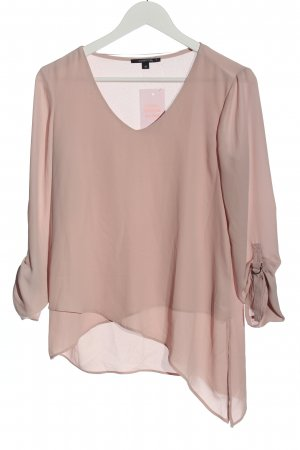 Comma Long Sleeve Blouse pink casual look