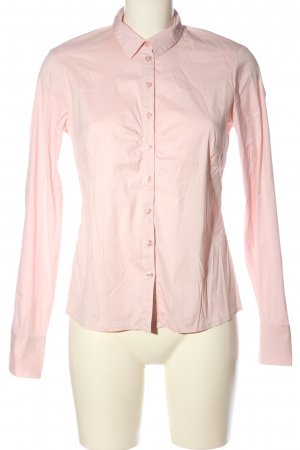 Comma Langarmhemd pink Business-Look