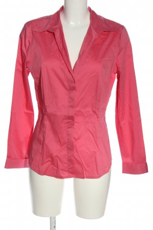 Comma Langarmhemd pink Casual-Look