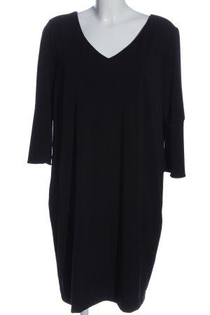 Comma Robe à manches longues noir style d'affaires