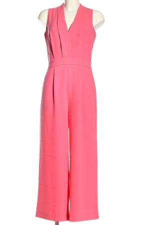Comma Langer Jumpsuit pink Elegant