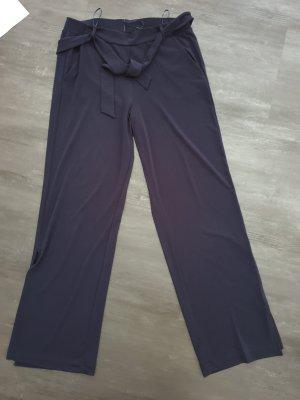 Comma Spodnie materiałowe ciemnoniebieski