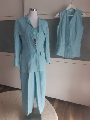 Comma Ladies' Suit baby blue
