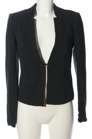 Comma Long-Blazer schwarz Elegant