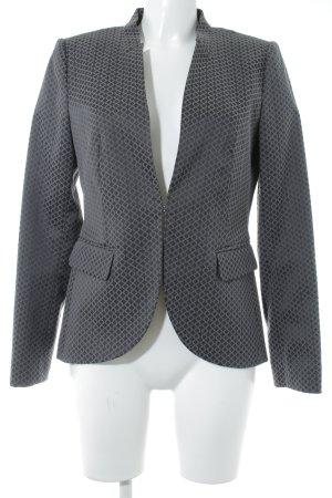 Comma Long-Blazer schwarz Business-Look