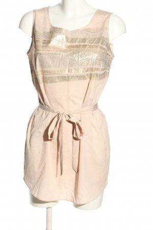 Comma Long-Bluse creme Business-Look